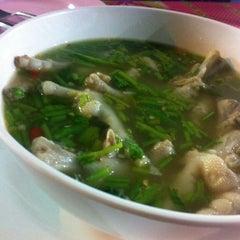 Photo taken at ข้าวต้ม ปังปอนด์ by Bandhit L. on 5/21/2012