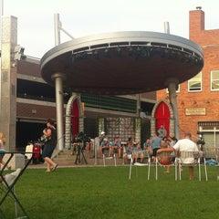 Photo taken at Main Street Square by Robert K. on 7/16/2012