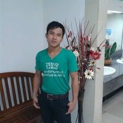 Photo taken at วัดทองใน (Wat Thongnai) by Samak M. on 6/10/2012