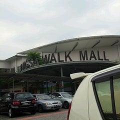 Photo taken at Wangsa Walk Mall by Adeq A. on 8/12/2012