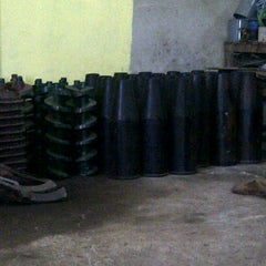 Photo taken at KualaPertang Palm Oil Mill by Wock M. on 3/9/2012