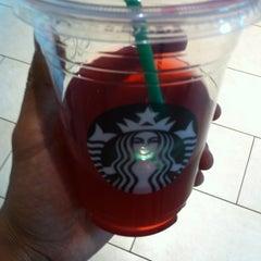 Photo taken at Starbucks by Jeff C. on 8/18/2012