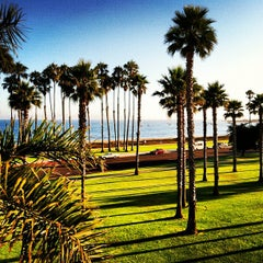 Photo taken at Fess Parker's Doubletree Resort by Steve on 9/1/2012