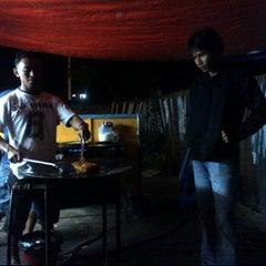 Photo taken at Martabak Tegal Bahari by Melanie G. on 3/15/2012