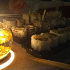 Photo taken at SushiClub by Giulia R. on 6/5/2012