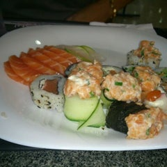 Photo taken at Kanpai by Carolina E. on 4/11/2012
