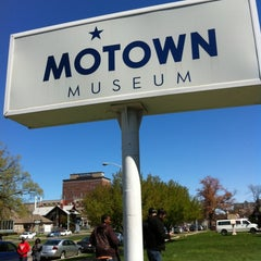 Photo taken at Motown Historical Museum / Hitsville U.S.A. by Margo on 4/6/2012