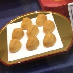 Photo taken at Minamoto Kitchoan by hungry rabbit K. on 9/6/2012