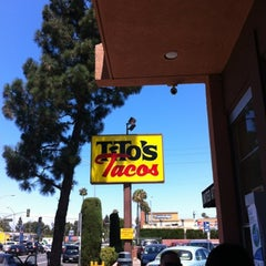 Photo taken at Tito's Tacos by Hadrien M. on 7/19/2012