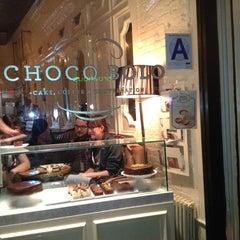 Photo taken at Choco Bolo by karen s. on 5/26/2012