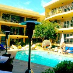 Photo taken at Oceana Beach Club Hotel by David J. on 8/31/2012