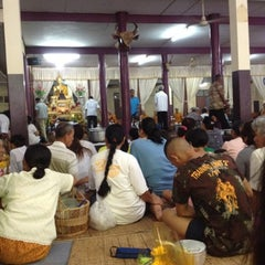 Photo taken at วัดเจติยาราม by Micky M. on 8/2/2012