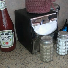 Photo taken at Brenda's Diner by Christopher C. on 3/10/2012