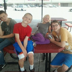 Photo taken at SONIC Drive In by Kristie B. on 8/12/2012