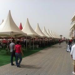 Photo taken at Bahrain International Circuit by LanCe|oT C. on 4/21/2012