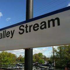Photo taken at LIRR - Valley Stream Station by Sean H. on 5/2/2012
