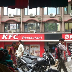 Photo taken at KFC Restaurant by Moin S. on 8/14/2012