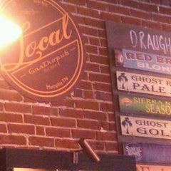 Photo taken at Local Gastropub by Steven M. on 8/15/2012