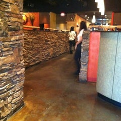Photo taken at Great Wall Chinese & Shiro Sushi Bar by Laura on 6/7/2012