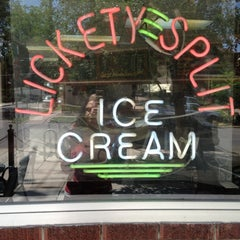 Photo taken at Liks Ice Cream by Lillian A. on 5/25/2012