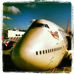 Photo taken at Terminal 3 by Chris B. on 4/15/2012