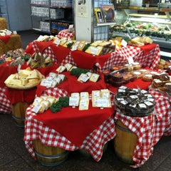 Photo taken at Citarella Gourmet Market - Upper West Side by Rita G. on 4/30/2012