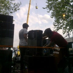 Photo taken at BauMayfest12 by Necdet A. on 5/17/2012