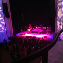 Photo taken at The Jefferson Theater by Shaun M. on 4/7/2012