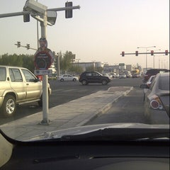 Photo taken at Ramada Intersection | تقاطع رامادا by Noman T. A. on 7/17/2012