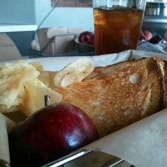 Photo taken at The American Grilled Cheese Kitchen by Mary T. on 2/25/2012