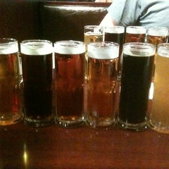 Photo taken at SBC Restaurant & Brewery by Ally S. on 7/21/2012