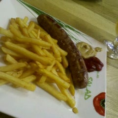 Photo taken at Király Grill Haus by Bartha S. on 2/8/2012