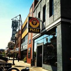 Photo taken at Spicy Pie by J G. on 8/27/2012