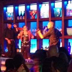 Photo taken at Blue Martini Kendall by Alice V. on 9/1/2012