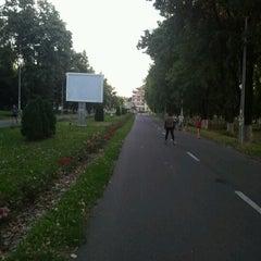 Photo taken at Universitatea Politehnică by Marius P. on 8/15/2012