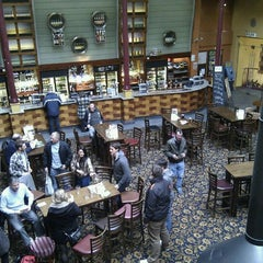 Photo taken at Sir Titus Salt (Wetherspoon) by Phil A. on 2/25/2012
