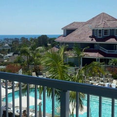 Photo taken at Laguna Cliffs Marriott Resort & Spa by Destini K. on 7/17/2012