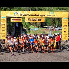 Photo taken at Teva Mountain Games by Catherine on 6/2/2012