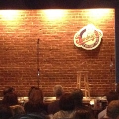 Photo taken at Goodnight's Comedy Club & Restaurant by Sara L. on 3/5/2012