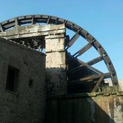 Photo taken at Monasterio de Rueda by Jana on 8/5/2012
