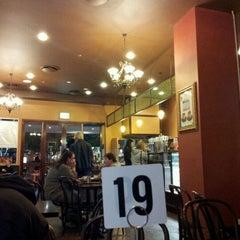 Photo taken at Chocolateria San Churro by Kim C. on 5/19/2012