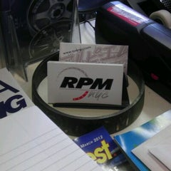 Photo taken at Rpm Nyc by Chris G. on 3/17/2012