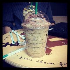 Photo taken at Starbucks by Sara E. on 5/31/2012