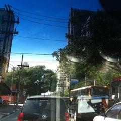 Photo taken at Rua Borges Lagoa by Alessandra R. on 5/10/2012