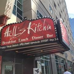 Photo taken at Hell's Kitchen by Nathan V. on 8/11/2012
