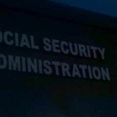 Photo taken at Social Security Office by Jeremy H. on 2/20/2012
