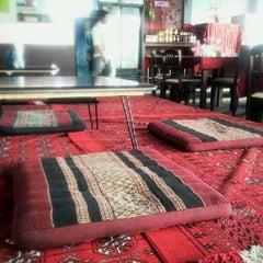 Photo taken at Nasi Arab,Al-Hanin  Larkin Idaman by Răniţi P. on 3/19/2012
