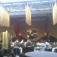 Photo taken at La Gare by Jose R. on 2/11/2012