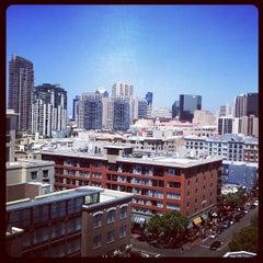 Photo taken at Hard Rock Hotel San Diego by Adam S. on 8/13/2012