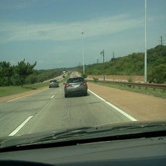 Photo taken at Interstate 440 by Tazzette B. on 8/4/2012